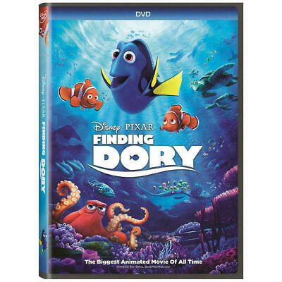 Finding Dory (DVD, 2016) FREE Shipping New & Sealed