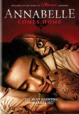 Annabelle Comes Home New Dvd
