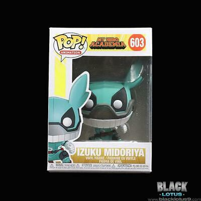 Funko Pop! Izuku Midoriya Deku My Hero Academia Wave 3 Anime IN STOCK Pop 603