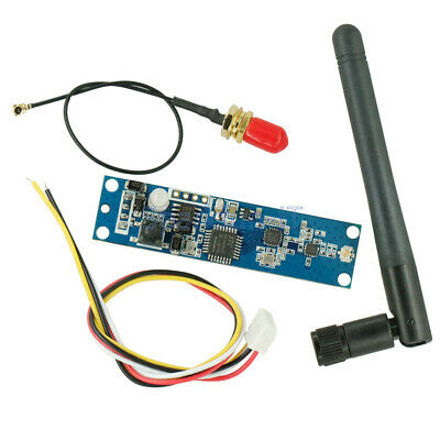Wireless DMX512 PCB LED Controller Receiver Transmitter Modules Board w/Antenna