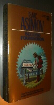 SECOND FOUNDATION by ISAAC ASIMOV (1983 2nd PRINTING SC)