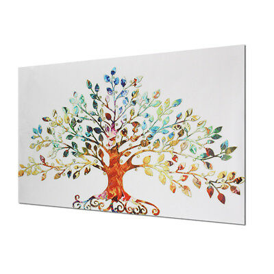Abstract Tree Modern Canvas Print Art Oil Painting Picture Wall Decor  U