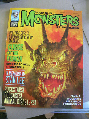 FAMOUS MONSTERS OF FILMLAND 2019 ANNUAL #291 qq reg $17 qq