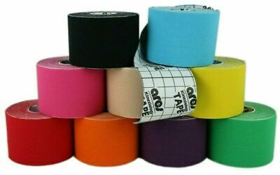 Kinesiology Tape KT Tape Elastic Sports Pain Relief and Support All Varieties