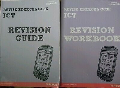 Edexcel GCSE ICT Revision Guide And Workbook