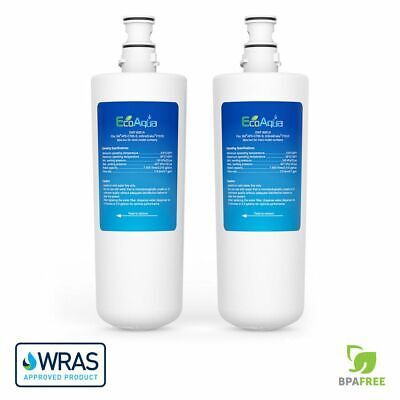 Compatible Hot Water Filter for InSinkErator-701R Whirlpool WHCF-SUF 2 Pack