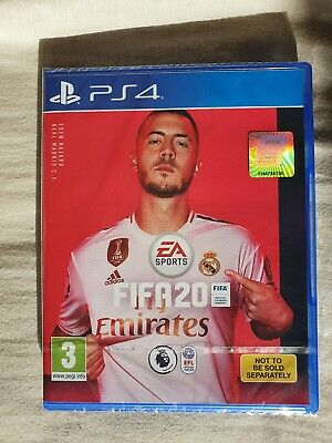 Fifa 20 Ps4 Playstation 4 Brand New sealed