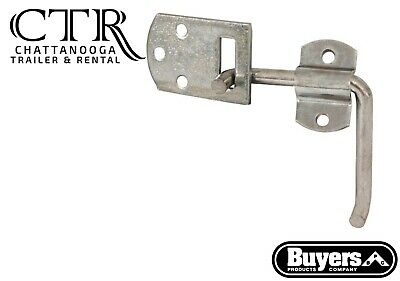 Buyers Products B2589W, Weld-On Corner Security Latch Set