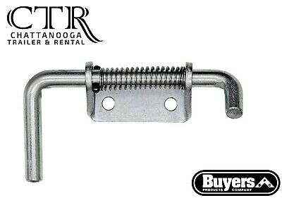Buyers Products B2590LH, 1/2 Inch Stake Body Spring Latch-Left Hand