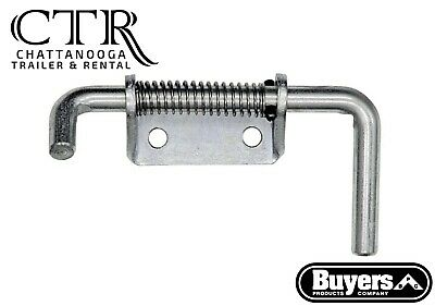 Buyers Products B2590RH, 1/2 Inch Stake Body Spring Latch-Right Hand