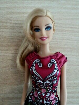 Barbie Fashionistas STYLE Collectable Doll in Pink and Black
