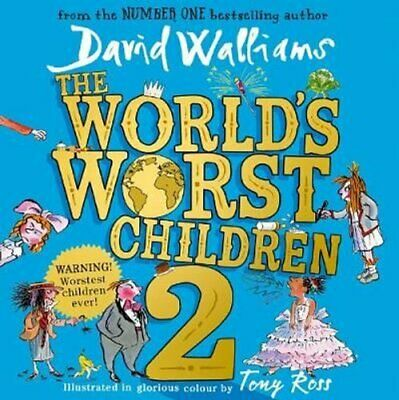 The World's Worst Children 2 by David Walliams 9780008259655 | Brand New
