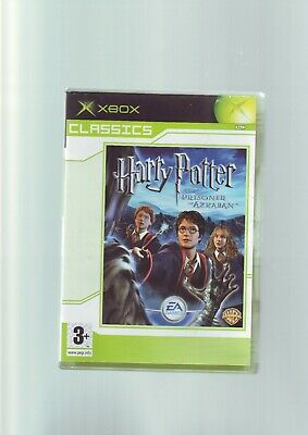 Harry Potter And The Prisoner Of Azkaban - Original Xbox Game / + 360 - Complete