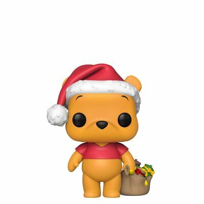 Disney - Winnie The Pooh (Holiday) POP! Vinyl Figure (614)