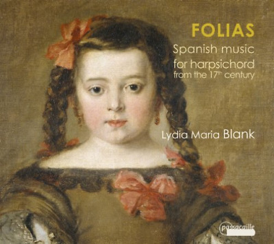 VARIOUS COMPOSERS-Spanish Music for Harpsichord from 17thC - Lydia Maria  CD NEU