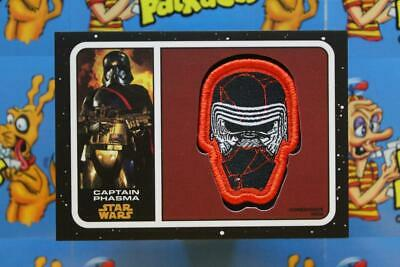 2019 Journey To Star Wars The Rise Of Skywalker Patch Card Pc-Cpk Captain Phasma