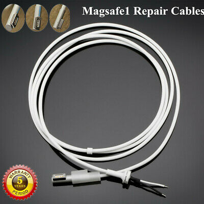 2019 DC MagSafe1 Cable Repair Cord L-Tip For Apple Macbook Air 45W 60W 85W
