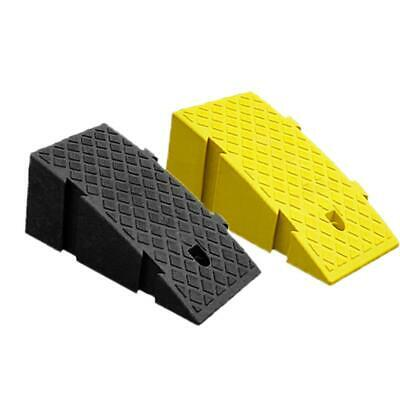 Portable Lightweight Plastic Curb Ramps Heavy Duty Plastic Threshold Ramp Kit UK