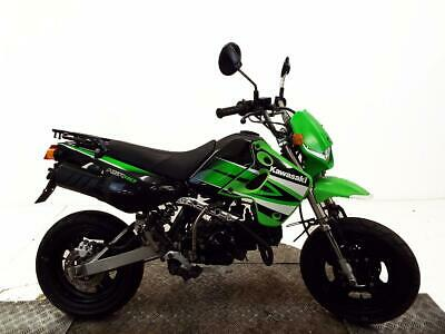KAWASAKI KSR110 2007 imported, Lovely runner, Minimoto, UK registered ! Full MOT