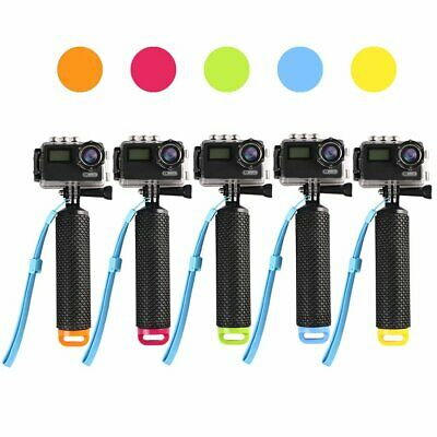 FLOATING HAND GRIP HANDLE MOUNT ACCESSORY FLOAT FOR GOPRO HERO 4//3 XIAOYI KVA