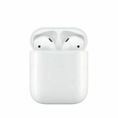Brand New Apple AirPods MMEF2ZM/A Wireless Earphones With Charging Case White