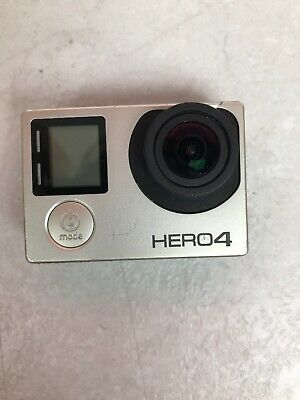 GoPro Hero4 Camcorder Camera-Untested Or Faulty