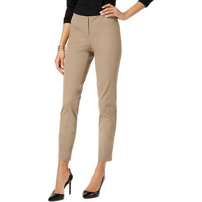 Alfani Womens Skinny Ankle Office Wear Dress Pants Trousers BHFO 1650