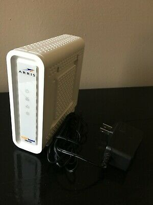 ARRIS SURFboard SB6190 DOCSIS 3.0 Cable Modem White - Used Modem works perfect.