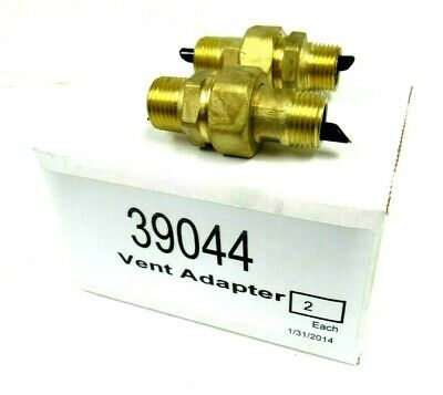 New Box Of 2 39044 Vent Adapter