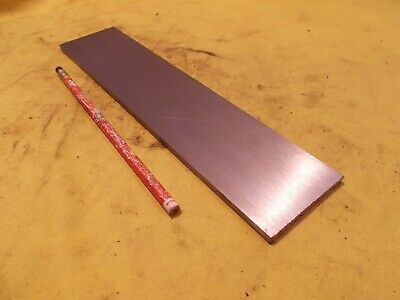 "304 STAINLESS STEEL BAR brushed machine shop metal flat stock 1/4"" x 2 1/2 x 11"""