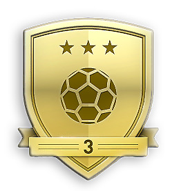 PS4 Fifa 20 FUT Champions Gold 3 Package - ** Guaranteed 14 Weekend League Wins