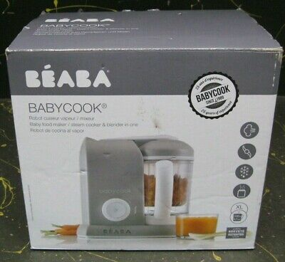 Beaba Babycook baby food maker / steam cooker / blender in one