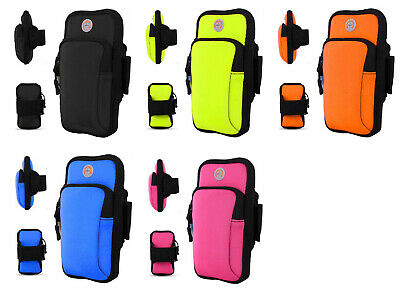 For Huawei P30 Lite/Marie Claire Sports Armband Case Cover Running Jogging Pouch