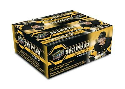 2019-20 Upper Deck Series 1 Hockey RETAIL Box New/Sealed NOW SHIPPING