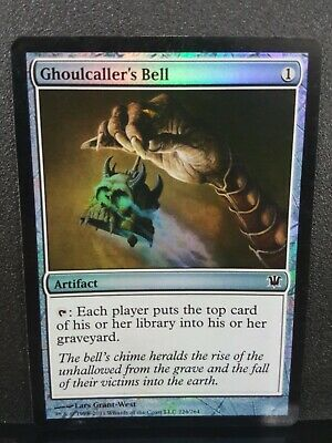 LP Innistrad x4 4x mtg 4 Ghoulcaller/'s Chant
