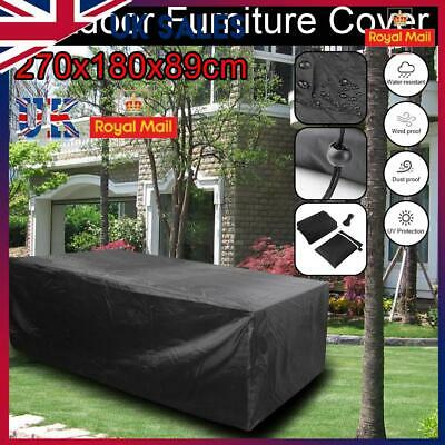 Square Patio Cover 180x268x90cm Blesiya Outdoor Garden Furniture Cover