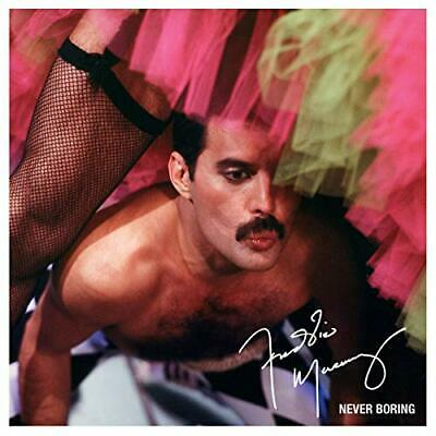 """CD FREDDIE MERCURY """"NEVER BORING"""".New and sealed"""