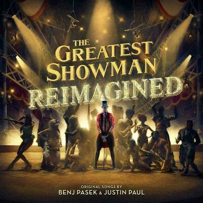 The Greatest Showman Reimagined CD, Brand New, Free post