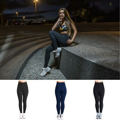 Women Stretch Pencil Pants High Waist Jeggings Skinny Slim Casual Trousers Jeans