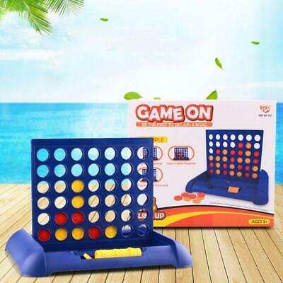 Line Up Four Classic Family Fun Fast Paced Board Games Gomoku Parent-child Toy