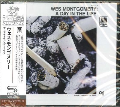 Wes Montgomery-A Day In The Life-Japan Shm-Cd C94