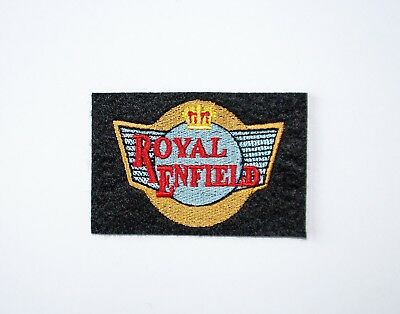 Classic Royal Enfield  Embroidered Patch-Bullet