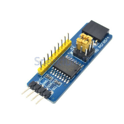 PCF8574 IO Expansion Board 8 Bit I/O Expander I2C-Bus Development Module