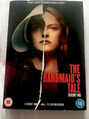 The Handmaids Tale Season 2 DVD Excellent Condition