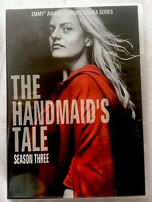 The Handmaids Tale Season 3 DVD Excellent Condition