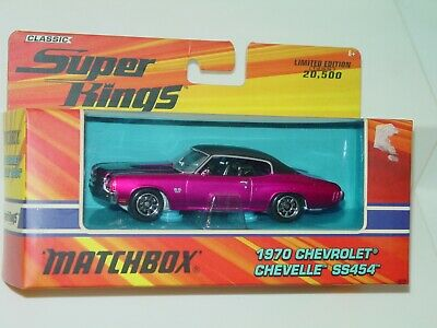 Matchbox Super King #K-202 1970 Chevrolet Chevrolet Chevelle Ss454