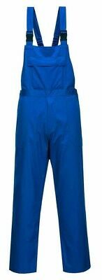 sUw - Workwear Chemical Resistant Bib& Brace Coverall Dungarees