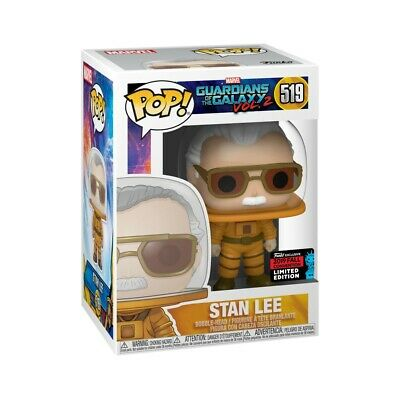 Funko Pop Stan Lee Marvel NYCC Shared Exclusive Confirmed Same Day Ship /2-3 day