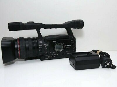 Canon XH-A1s Professional High Definition 3CCD HDV Camcorder Video Camera + More