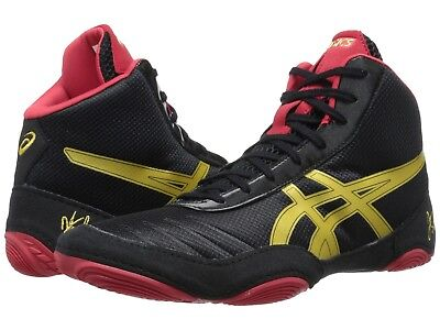 New Asics Jb Elite V2.0 Wrestling Shoes 12.5 / 46.5 Kickboxing/ Mma/Martial Arts